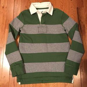 Boys Size Medium Urban Pipeline Rugby Shirt